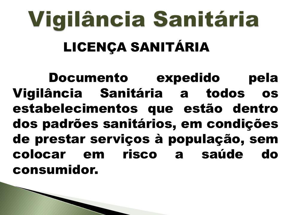 Vigilância Sanitária