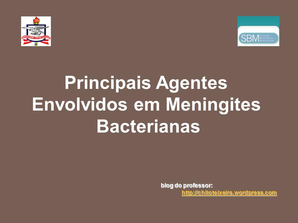 Envolvidos em Meningites