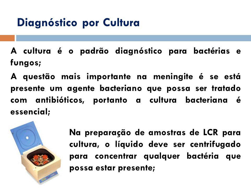Diagnóstico por Cultura