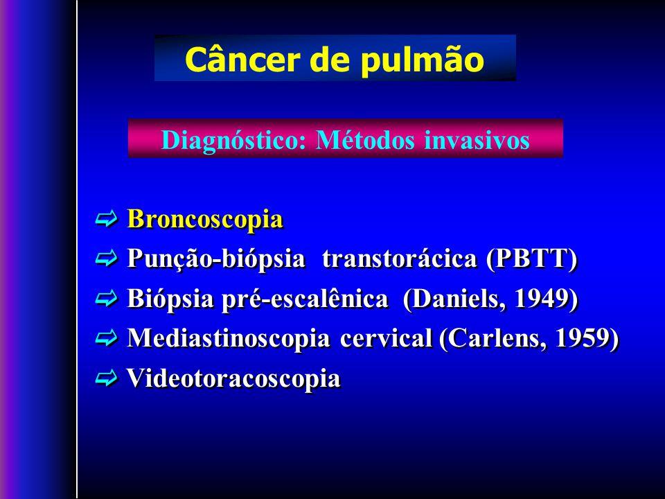 Diagnóstico: Métodos invasivos