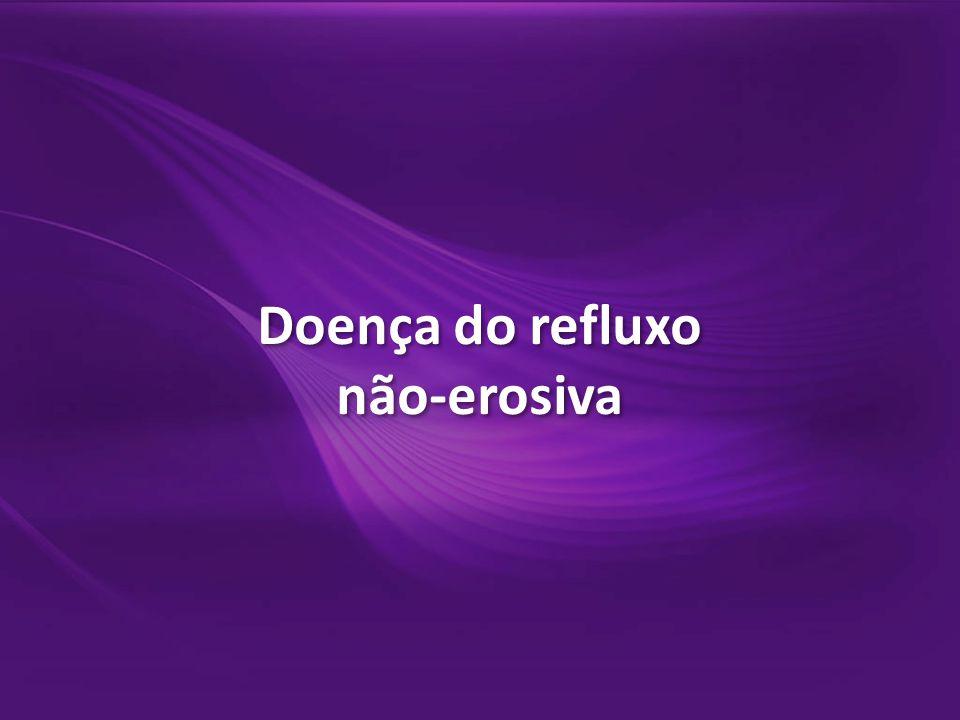 Doença do refluxo não-erosiva