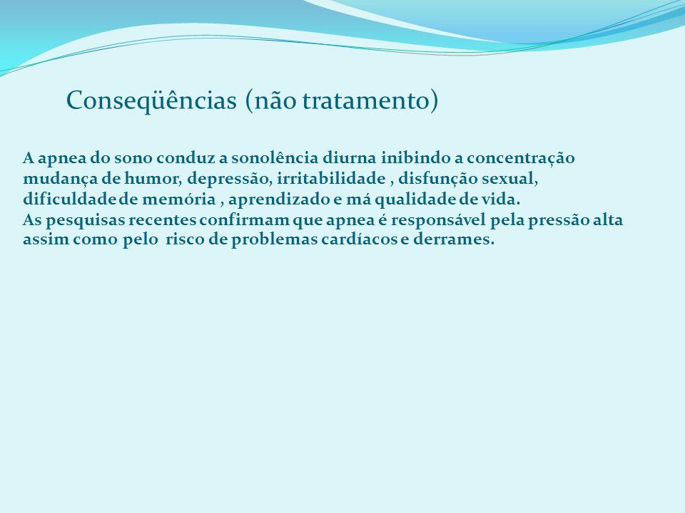 Conseqüências (não tratamento)