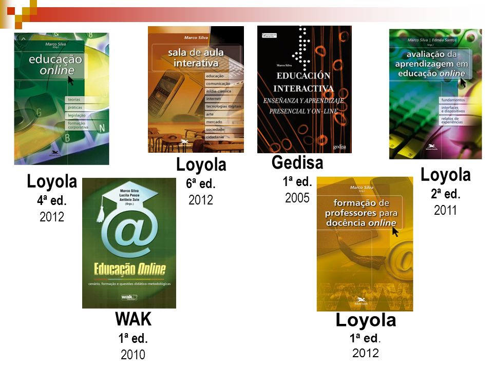 Loyola Gedisa Loyola Loyola WAK