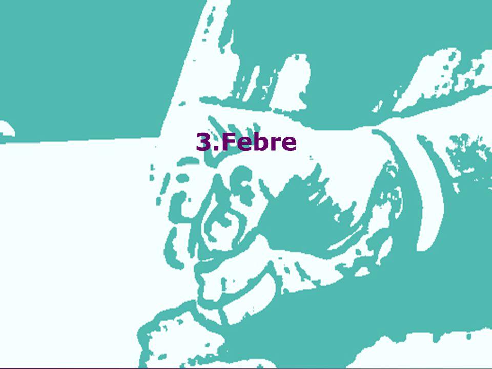 3.Febre