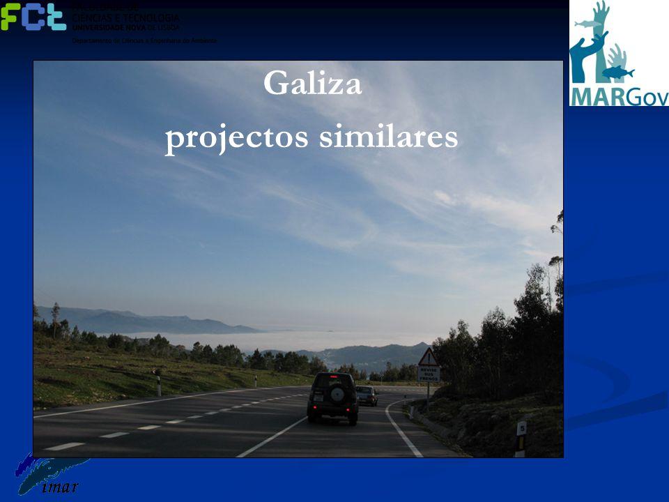 Galiza projectos similares