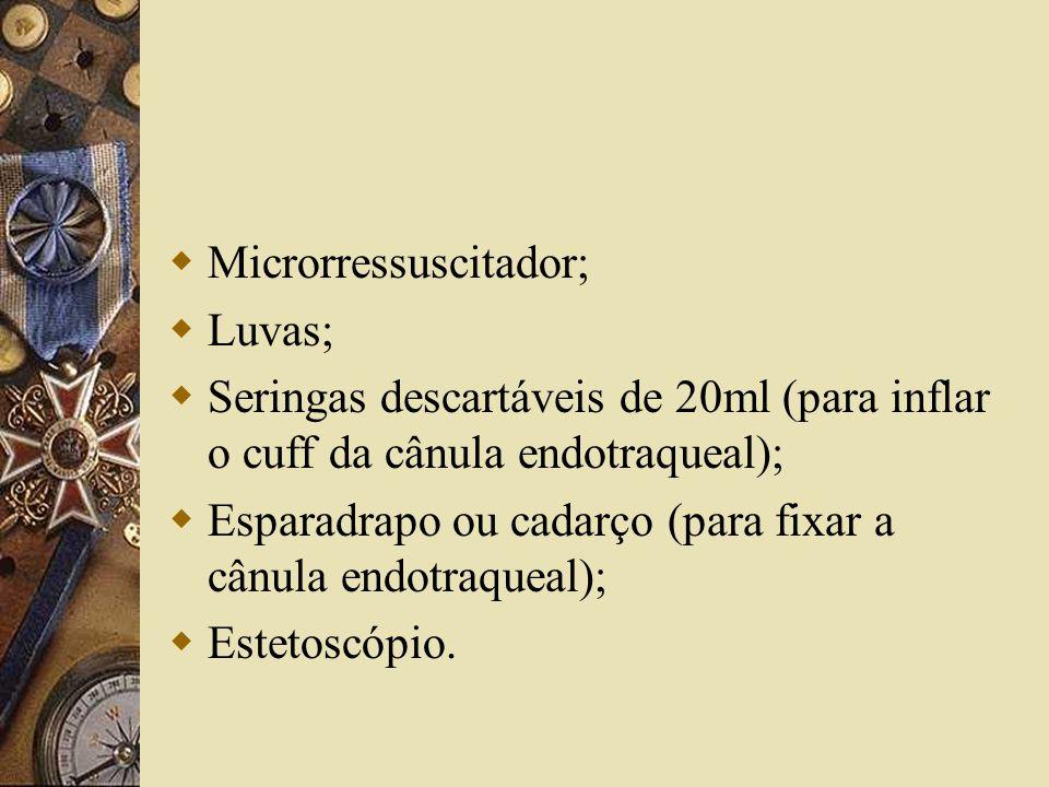 Microrressuscitador;
