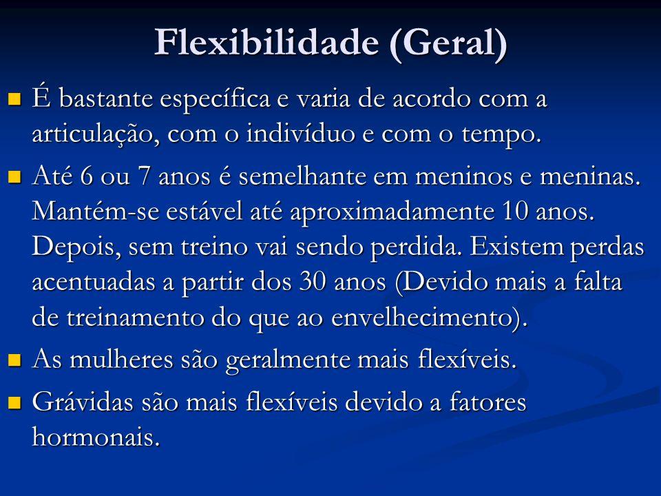 Flexibilidade (Geral)