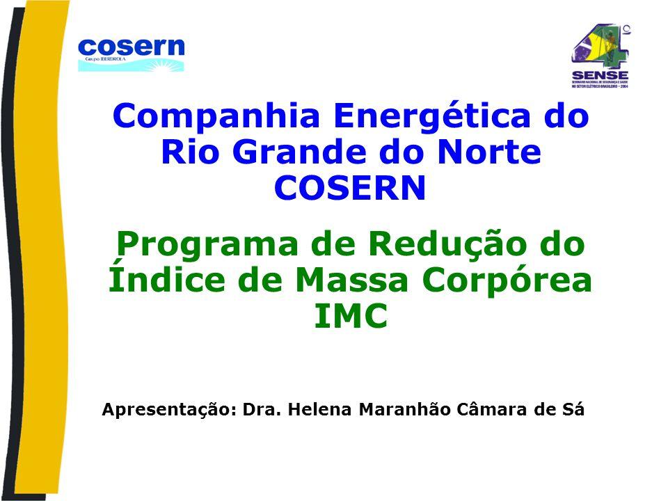 Companhia Energética do Rio Grande do Norte COSERN