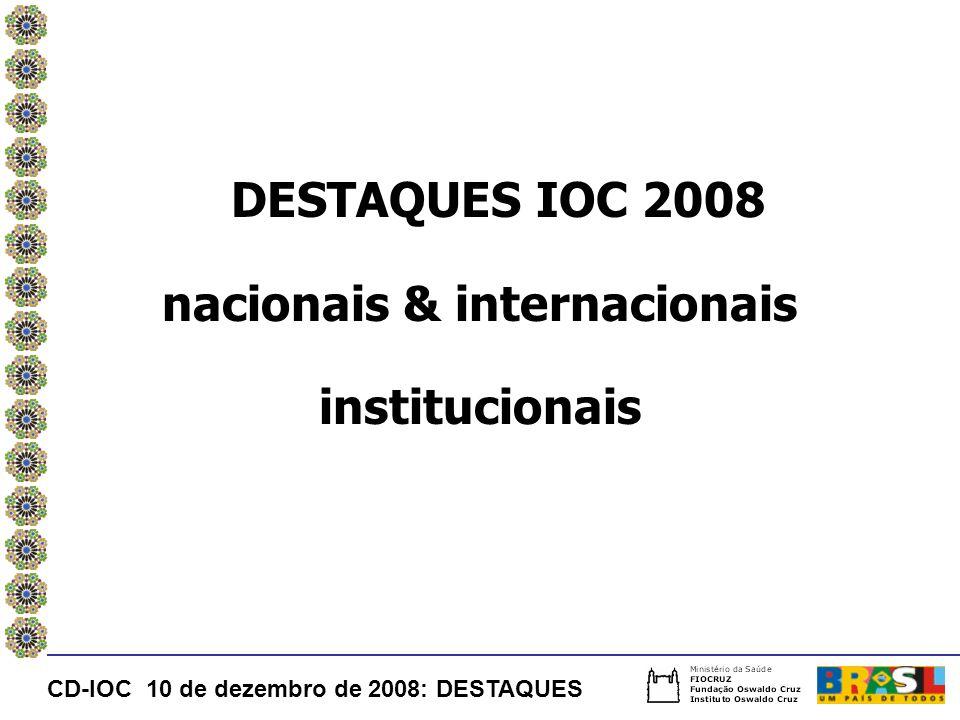nacionais & internacionais