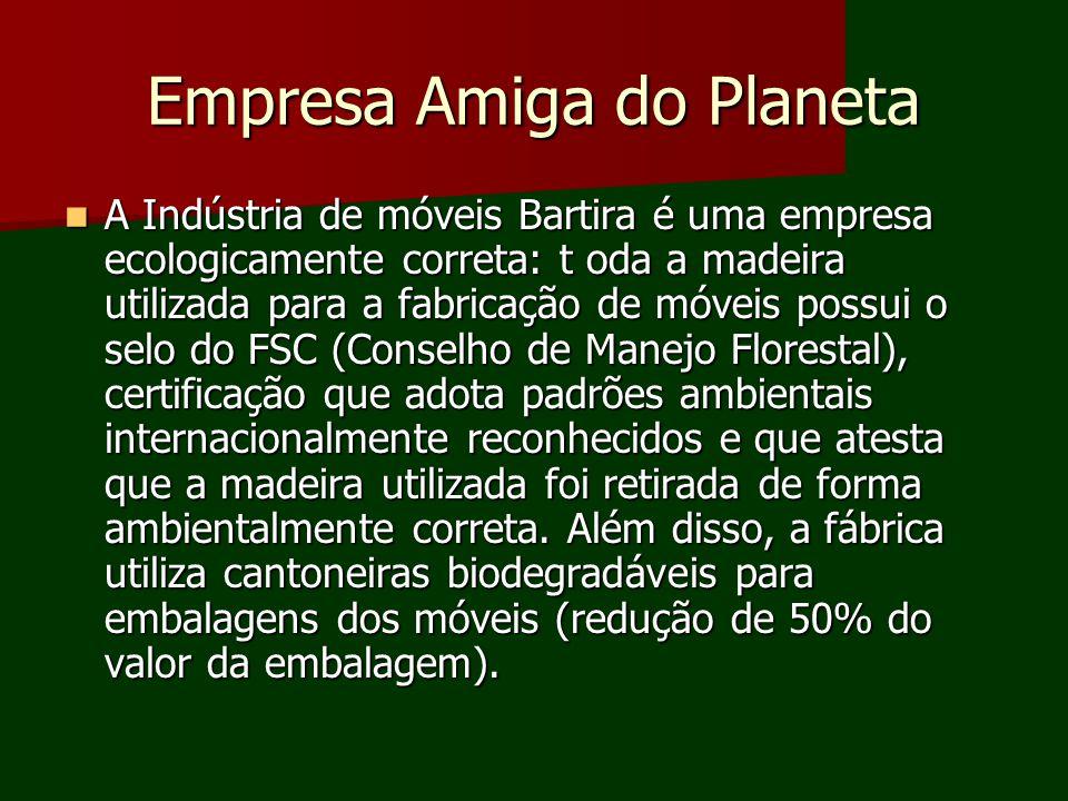 Empresa Amiga do Planeta