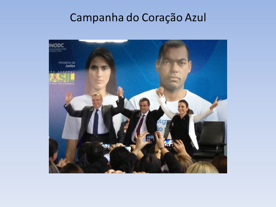 Campanha do Coração Azul