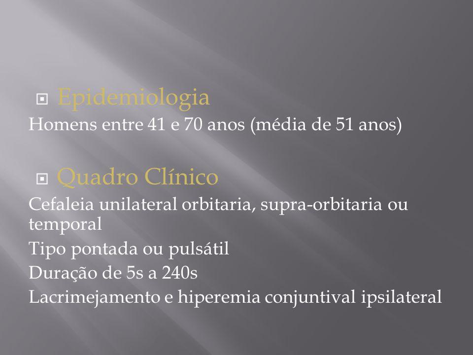 Epidemiologia Quadro Clínico
