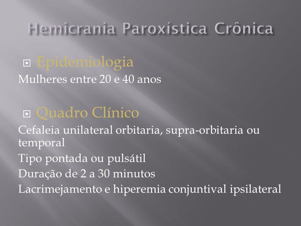 Hemicrania Paroxística Crônica
