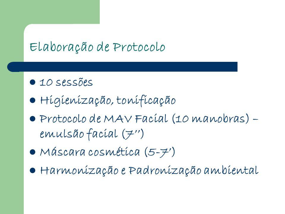 Elaboração de Protocolo
