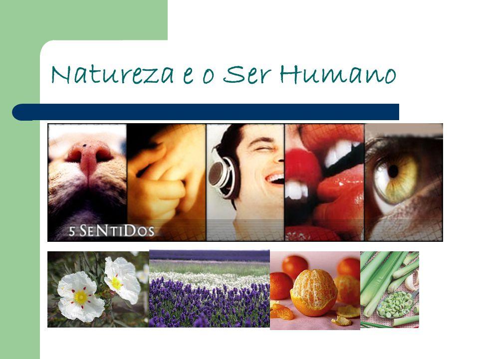 Natureza e o Ser Humano