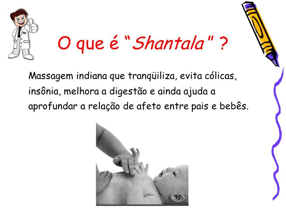 O que é Shantala