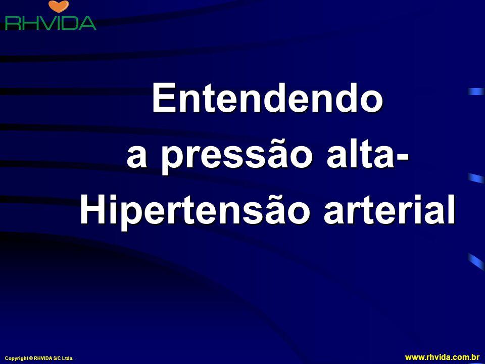 a pressão alta-Hipertensão arterial