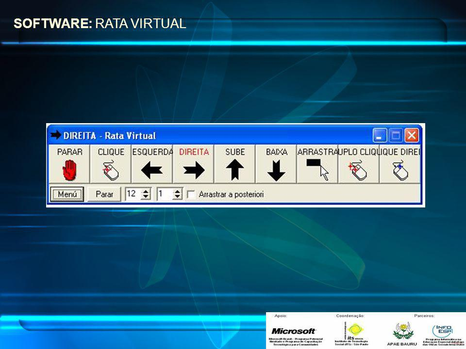 SOFTWARE: RATA VIRTUAL