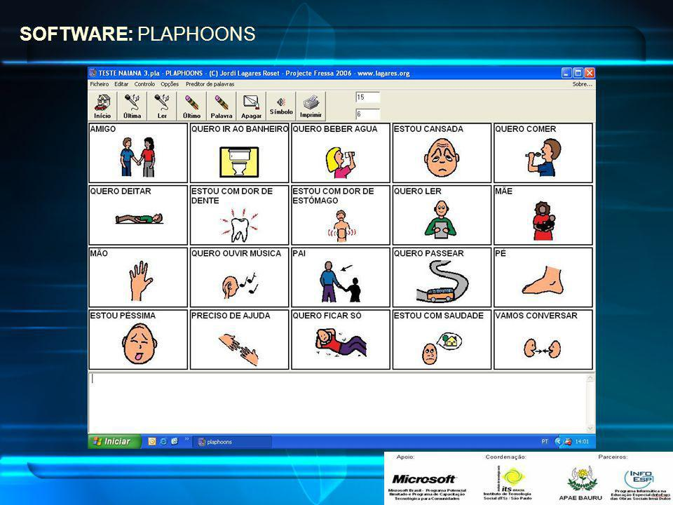 SOFTWARE: PLAPHOONS