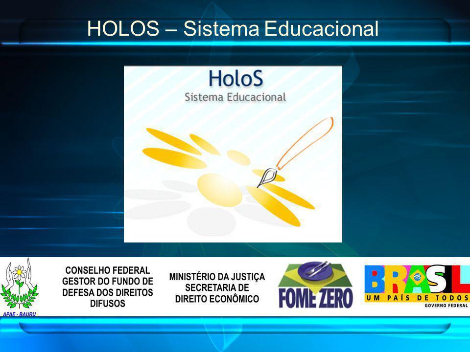HOLOS – Sistema Educacional