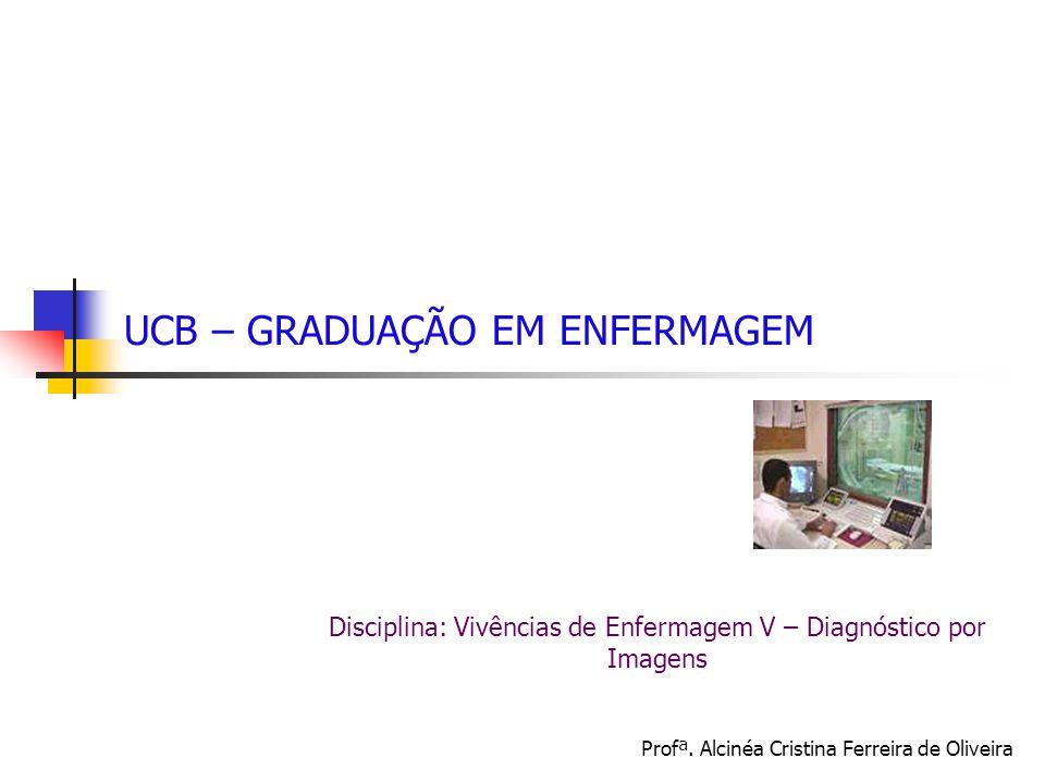 UCB – GRADUAÇÃO EM ENFERMAGEM