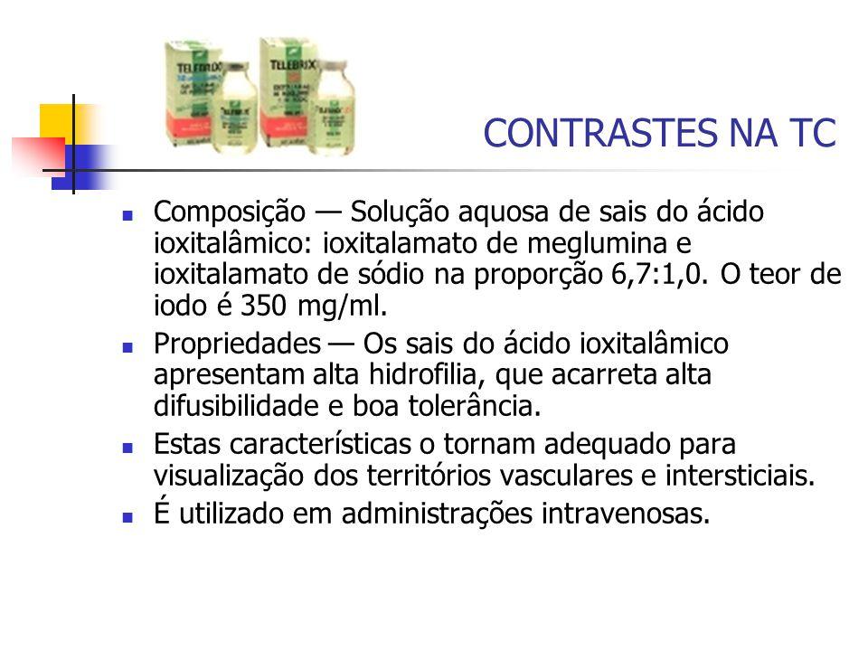 CONTRASTES NA TC