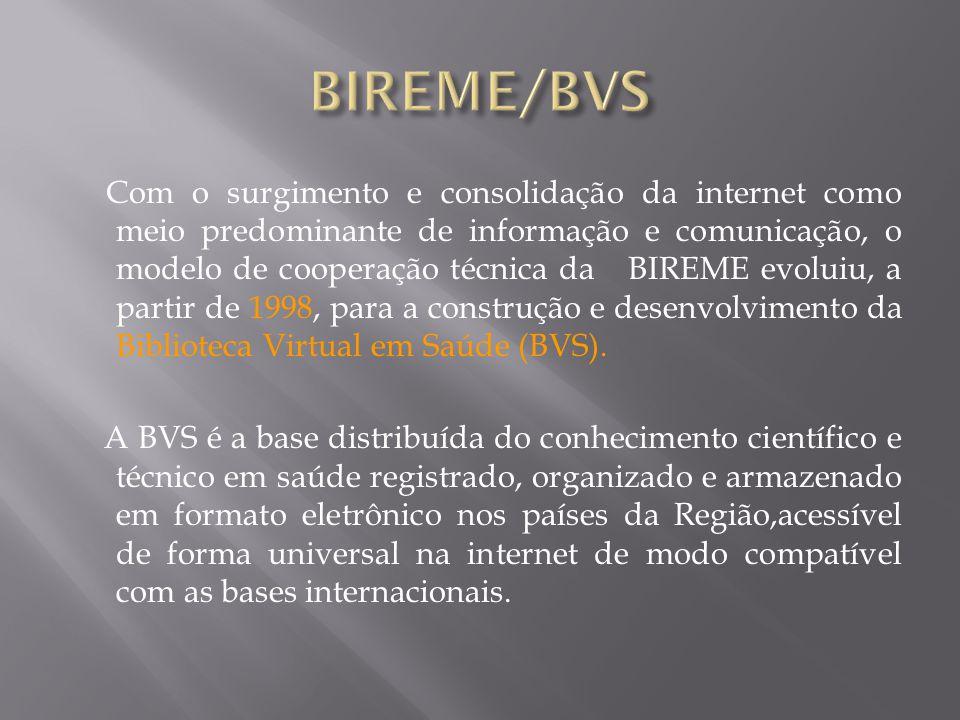 BIREME/BVS