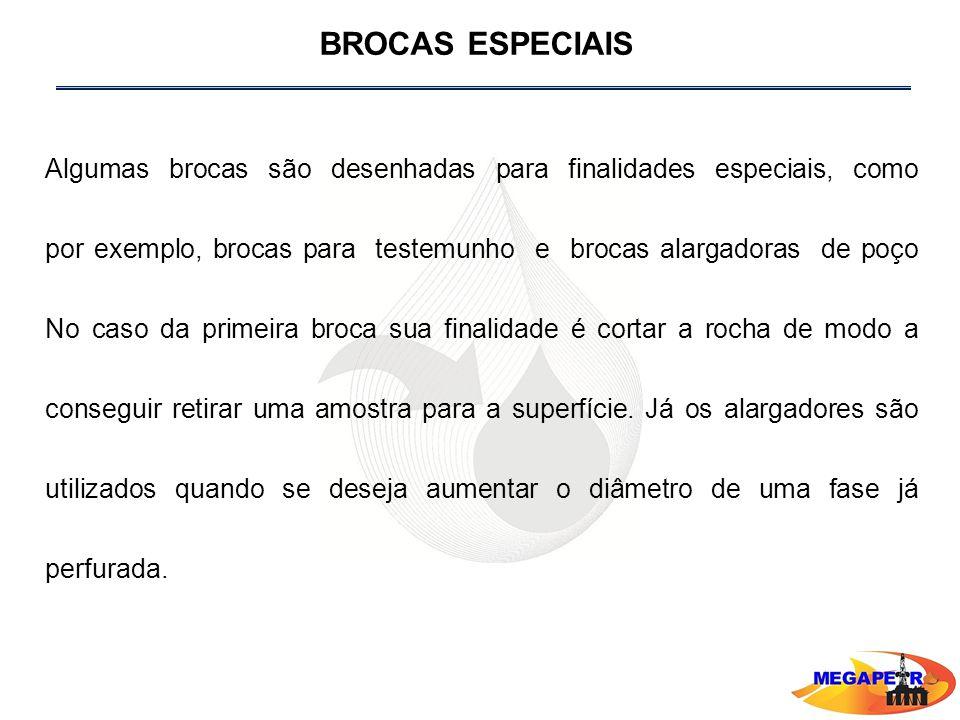 BROCAS ESPECIAIS