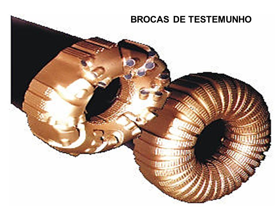 BROCAS DE TESTEMUNHO