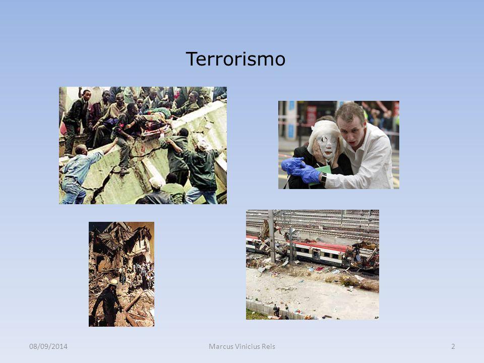 Terrorismo Ações Terroristas pelo Mundo Embaixada EUA Quênia 1998