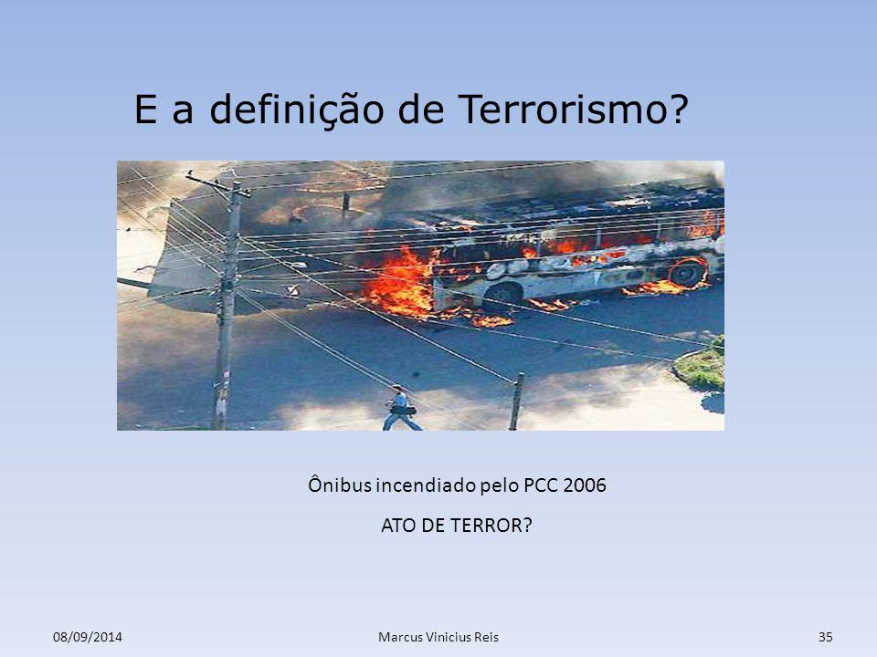 Ônibus incendiado pelo PCC 2006
