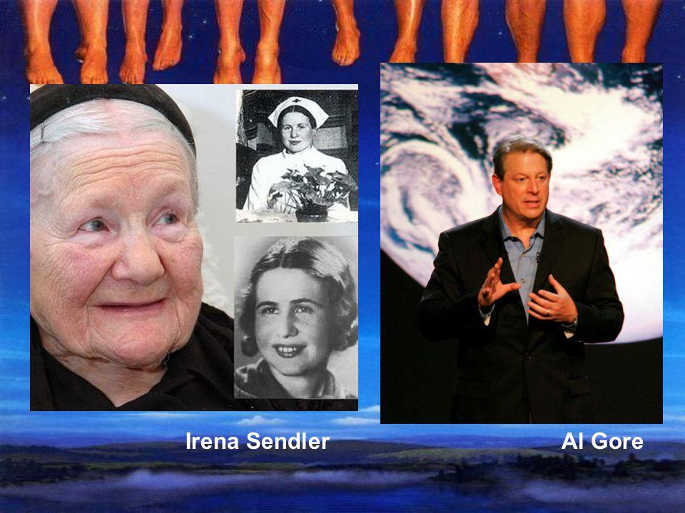 Irena Sendler Al Gore