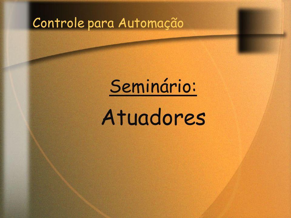 Controle para Automação