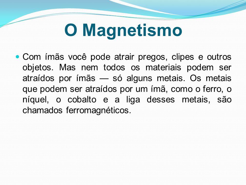 O Magnetismo