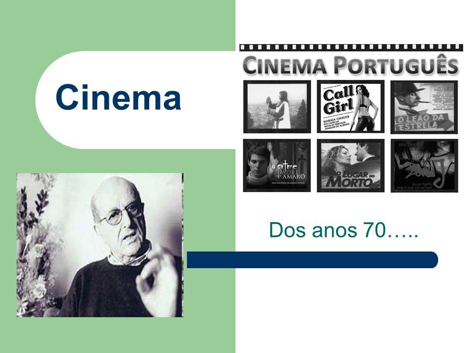 Cinema Dos anos 70…..