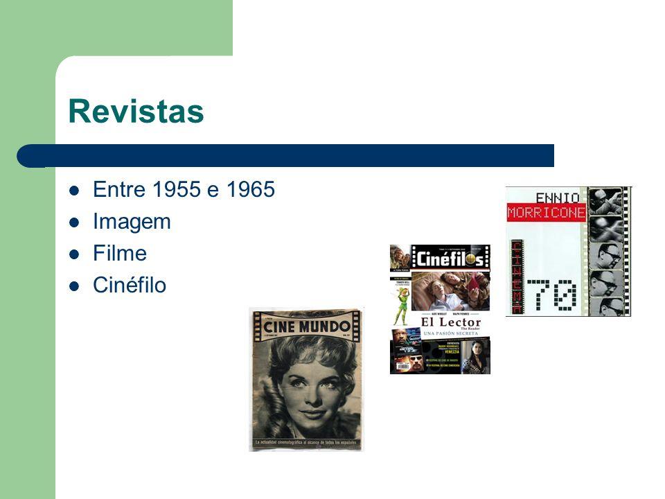 Revistas Entre 1955 e 1965 Imagem Filme Cinéfilo