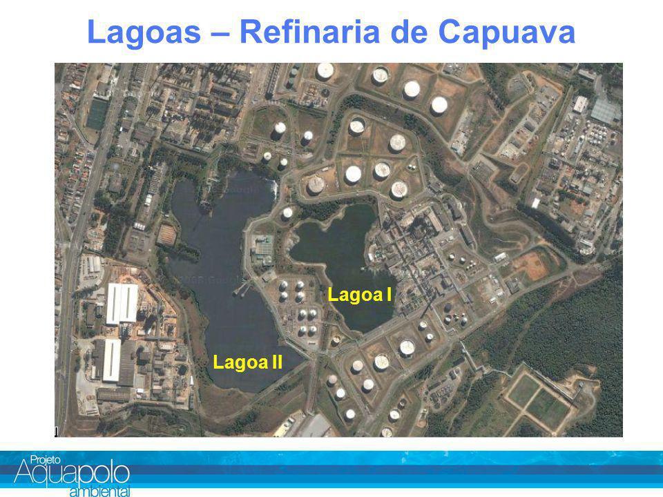 Lagoas – Refinaria de Capuava
