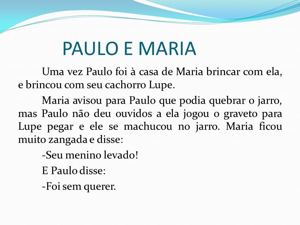 PAULO E MARIA