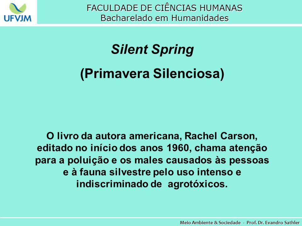 Silent Spring (Primavera Silenciosa)