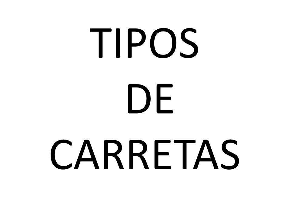 TIPOS DE CARRETAS