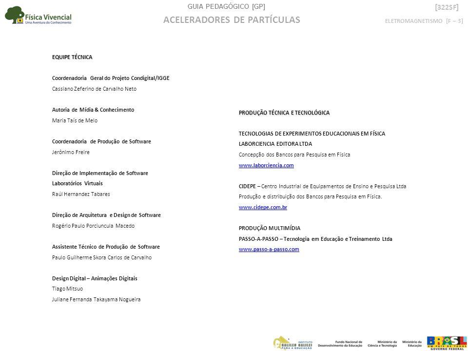 EQUIPE TÉCNICA Coordenadoria Geral do Projeto Condigital/IGGE. Cassiano Zeferino de Carvalho Neto.