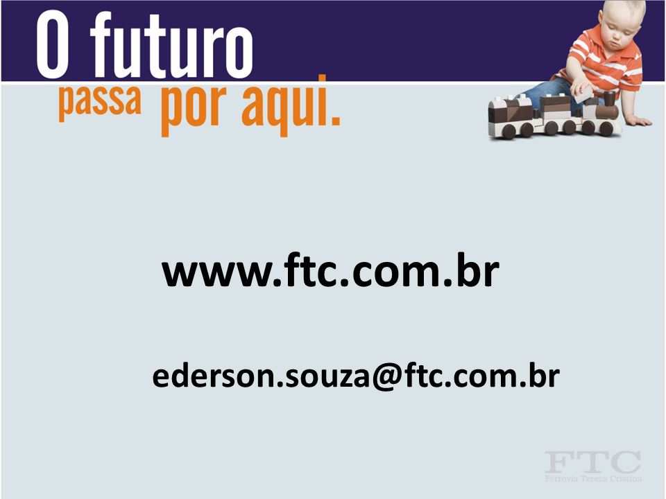 www.ftc.com.br ederson.souza@ftc.com.br
