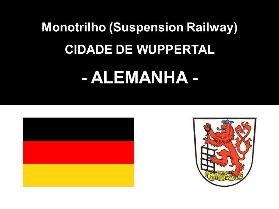 Monotrilho (Suspension Railway)