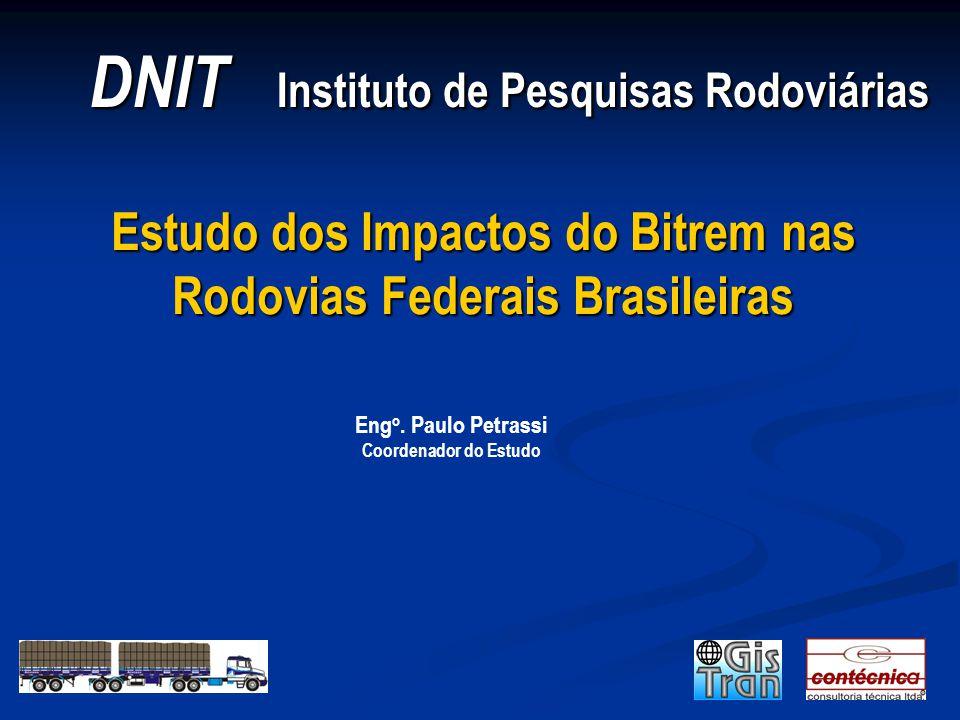 Estudo dos Impactos do Bitrem nas Rodovias Federais Brasileiras