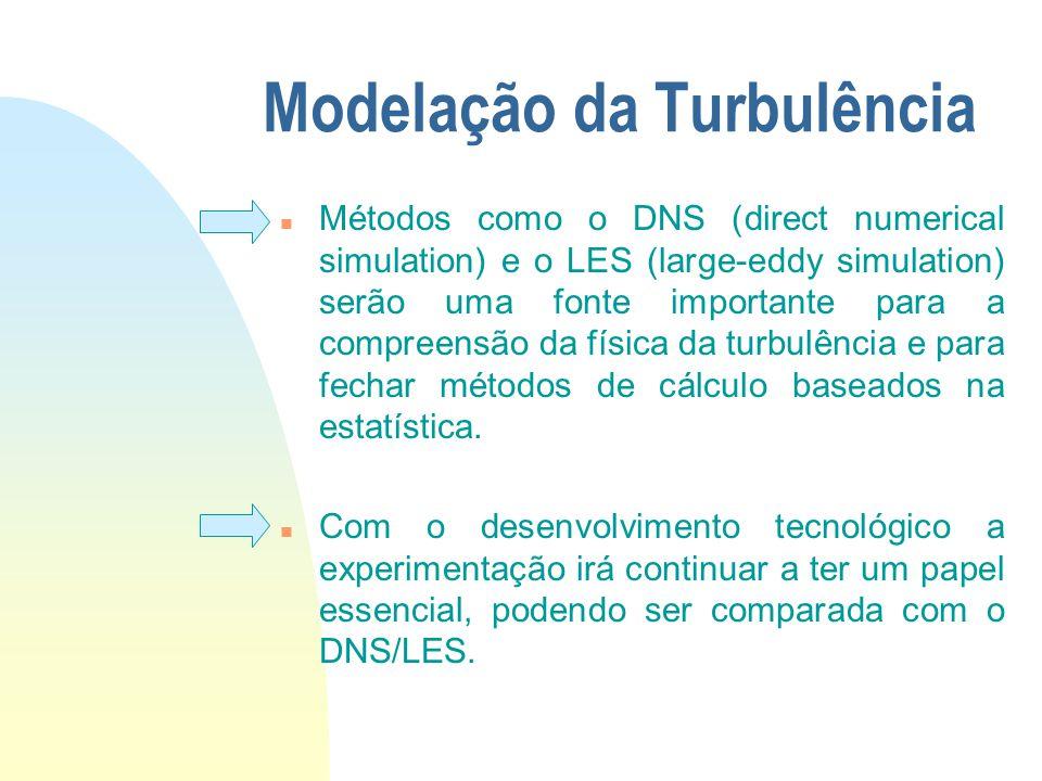 Modelação da Turbulência