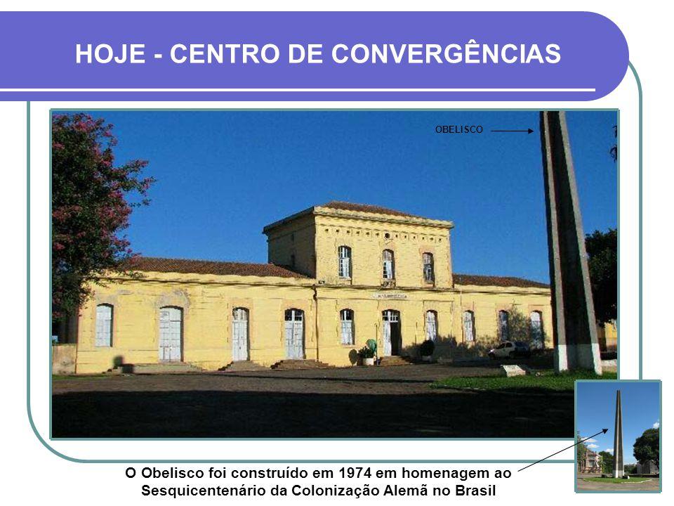 HOJE - CENTRO DE CONVERGÊNCIAS