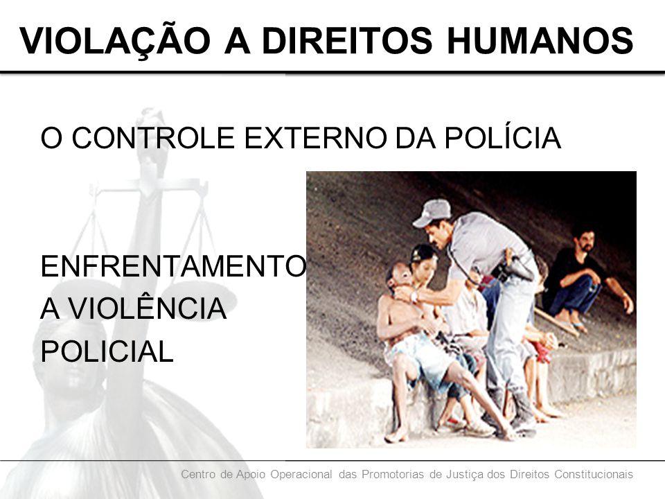 VIOLAÇÃO A DIREITOS HUMANOS