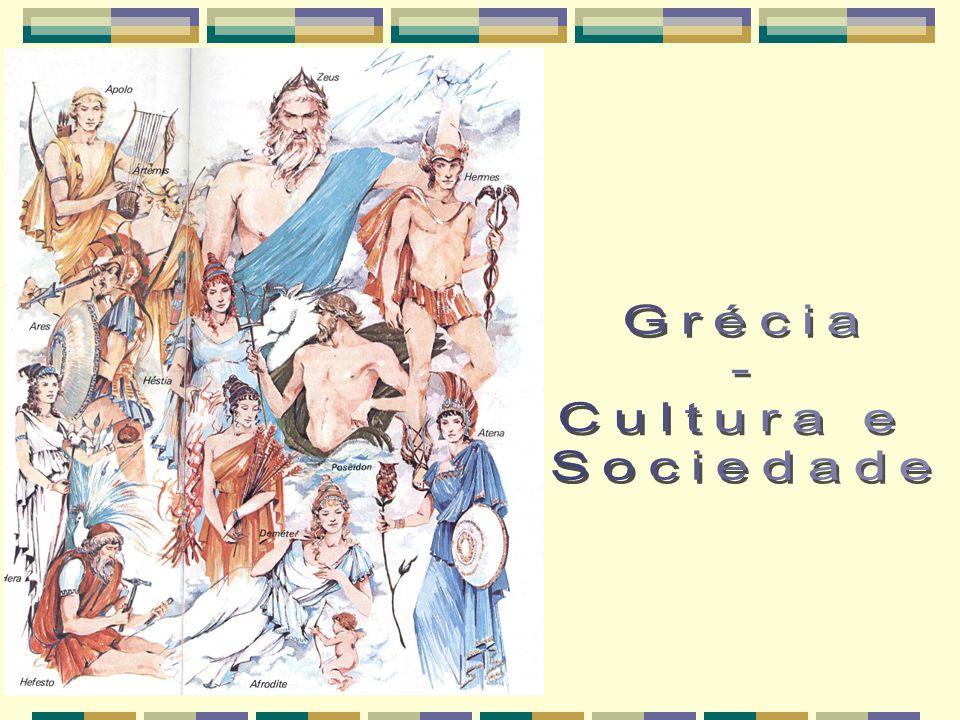 Grécia - Cultura e Sociedade