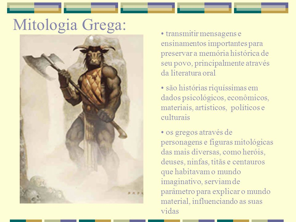 Mitologia Grega: