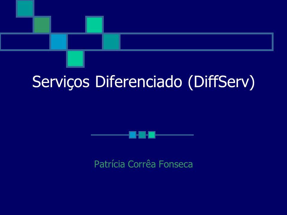 Serviços Diferenciado (DiffServ)